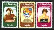 Nevis  150-2   *  PRINCESS DI - St.Christopher-Nevis-Anguilla (...-1980)