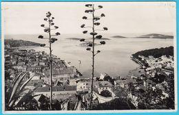 HVAR - Lesina  ( Croatia ) * Travelled 1930's On Island Rab - Croacia
