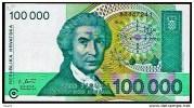 "100 000 Dinara   ""CROATIE""  1993     UNC    Bc104. - Croatia"