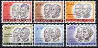 Belgique Serie N°  1176 / 1181 Luxe ** - Belgien