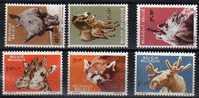 Belgique Serie N°  1182 / 1187 Luxe ** - Belgien