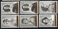 Belgique Serie N°  1233 / 1238  Luxe ** - Belgien