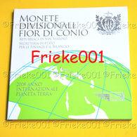 San Marino - San Marin - Officiële Set 2008 BU.(Met 5 Euro) - San Marino