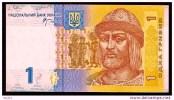 """1 Hryven   """"UKRAINE""""   2006      UNC   Bc123 - Ukraine"""