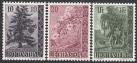 LIECHTENSTEIN  Michel  357/59   ** MNH - Liechtenstein