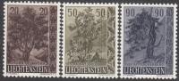 LIECHTENSTEIN  Michel  371/73   ** MNH - Liechtenstein