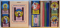 Collection Of Jesus Christ Matchboxes, #0204 - Matchboxes