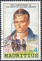 Pays : 320,2 (Maurice (Ile) : Indépendance)  Yvert Et Tellier N° :  757 (o) - Maurice (1968-...)