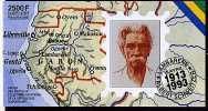 Rep. Gabon **  Carnet N° C749  - Dr A. Schweitzer - Gabon (1960-...)