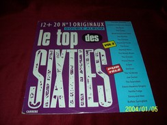 LE TOP DES SIXTIES   VOL 2     ALBUM DOUBLE - Compilations