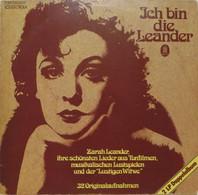 * 2LP *  ZARAH LEANDER - ICH BIN DIE LEANDER - Sonstige - Deutsche Musik