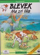 BLEVEK MA ZRI LINS     MONFORT SERGE    BD NEUVE - Livres, BD, Revues