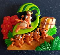 """Ferrero 1999-Die Kleine Welt Der Krabbeltiere -""""Die Reise Der Ameisenkönigin"""" - Incl.BPZ - Maxi (Kinder-)"""