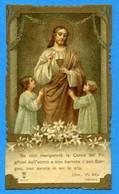 ED. S.L.E. NR. 10041 - SE NON MANGERETE LA CARNE DEL FIGLIUOL... - Mm.60X107 - Religione & Esoterismo