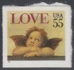 !a! USA Sc# 2960 MNH SINGLE - Love: Cherub - Stati Uniti
