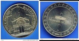 2008-medaille De Paris-EGLISE ST TROPHIME A ARLES - Non Classés