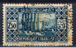 RL+ Libanon 1930 Mi 180 II - Liban