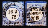 Allemagne Empire 10 ( 2 ) - Oblitérés