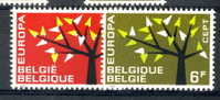 BELGIUM MNH** COB 1222/23 EUROPA - België
