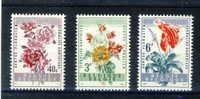 BELGIUM MNH** COB 1123/24 FLORALIES FLEURS FLOWERS - Belgium