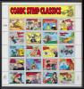 !a! USA Sc# 3000 MNH SHEET(20) W/ Crease (a01) - Comic Strips Classic - Sheets