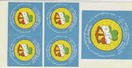 Iran-1978 23rd World Conference  Stickers Sheetlet - Scouting