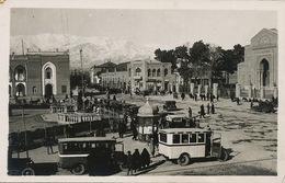 Teheran Real Photo Autobus, The Imperial Bank Of Persia - Iran