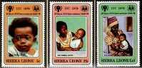 IYC, Sierra Leone Sc451-3 Children, SOS - Kind & Jugend