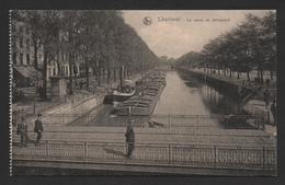 BE92) Charleroi - Le Canal De Dérivation - Charleroi