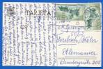 Spanien; 1966 Tarjeta; Postkarte To Germany - Ganzsachen