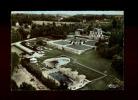37 Joué-lès-Tours Vue Aerienne Chateau Piscine - France