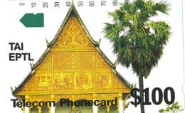 # MYANMAR 1 Visit Myanmar Year 1996 100 Urmet   Tres Bon Etat - Myanmar (Burma)