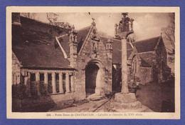 A217)  CHATEAULIN  Notre Dame   ( TTB état ) - Châteaulin