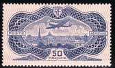 # FRANCE : Mi #321 Yv PA #15 Poste Aérienne / AirMail / Aircraft / Avion (1936) MNH ** Neuf Superbe Luxe CV 1500.00 EUR - Aéreo