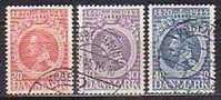 DK  286/88 , O  (P 280)* - 1913-47 (Christian X)