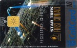 # IRELAND 1150 Star Trek 46.96 10 Ods -cinema,movies- Tres Bon Etat - Irlande