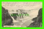 ARGENTINE - SALTOS  DEL  IGUAZU - CIRCULÉE EN 1912 - EDITOR RAINMUNDO FERNANDEZ - MISIONES - - Argentine