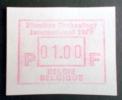 ATM Flanders 89. A Papier! RR ( OPLAGE.:35 !) - Automatenmarken (ATM)