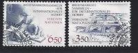 CC-/-679.  N° 60/61,  OBL., Cote  3.00 €,  Voir Scan Pour Detail ,  Liquidation - Centre International De Vienne
