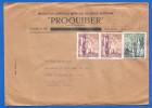 Spanien; Ca 1966; Cover / Letter To Germany; Fabrica Proquiber Malaga - 1931-Heute: 2. Rep. - ... Juan Carlos I