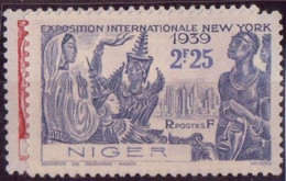 NIGER N° 64/66*  AVEC CHARNIERE NEUF BE