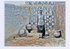 2966-tiebele, Cour De Maison Gurunsi En Pays Kassena - Burkina Faso