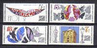 FRZ193 - CIPRO 1990, Serie N. 749/752  *** - Non Classificati