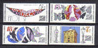FRZ193 - CIPRO 1990, Serie N. 749/752  *** - Cipro