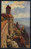 *Hoffmann, Henrich*  Hoh. Königsburg.  Ed. Felix Luib Serie Nº 11. Nueva - Otros Ilustradores