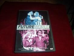 FUTURE  WORLD  AVEC PETER FONDA ++++++++ - Sciences-Fictions Et Fantaisie