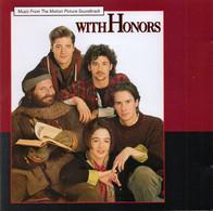 WITH  HONORS  °  CD ALBUM DE LA BANDE ORIGINAL DU FILM - Filmmusik