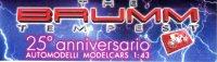 X Adesivo Stiker Etiqueta THE BRUMM TEMPEST MODEL CARS - Stickers