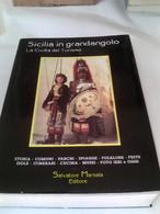 TURISMOSICILIA IN GRANDANGOLOVVMARSALA1997STORIA COMUNI PARCHI SPIAGGIE FOLKLORE FESSTE ISOLE ITINERARI CUCINA M - Turismo, Viaggi