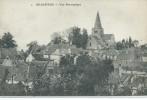 02 Aisne,BEAURIEUX, 662 Habitants , Vue Panoramique, Scan Recto-Verso - France